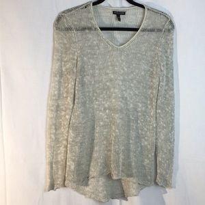 Eileen Fisher Linen Blend Sweater